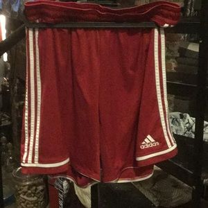 Adidas men's Climacool basketball shorts
